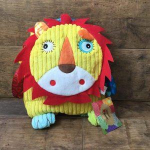 Plüss állatos hátizsákok oroszlán