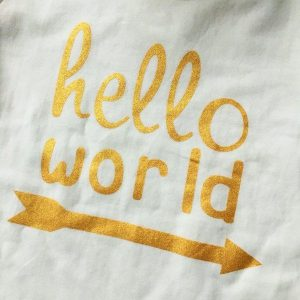 Hello World szett