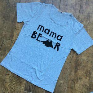 Mama Bear Little Bear pólók