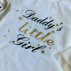 Daddy's little girl szett