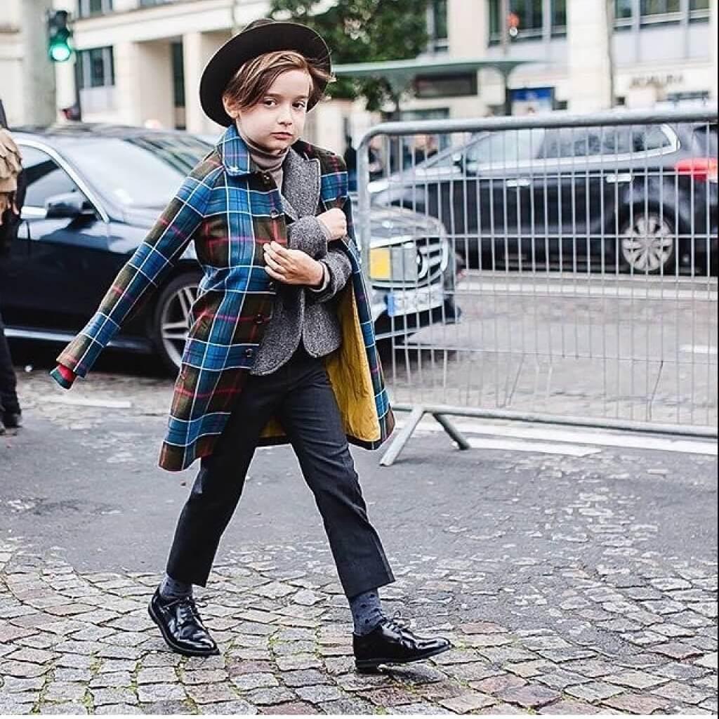 ca8d88a711 TOP 5 gyerek insta divat modell - Nobby M Art