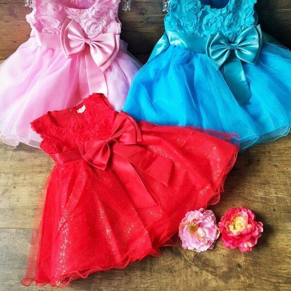 Katalin alkalmi ruha kislányoknak 3 féle színben - Nobby M Art 660922dc77