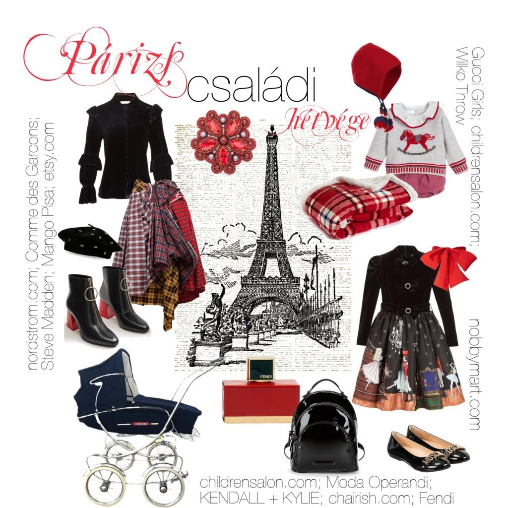milyen ruha parizs hetvege
