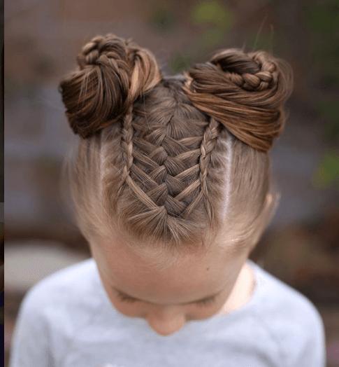 5 alkalmi hajfonat kislányoknak