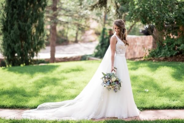 különleges esküvői fotó helyszín park