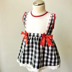 Petra alkalmi kislány ruha