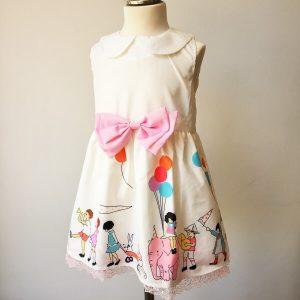 Anett alkalmi kislány ruha születésnapra