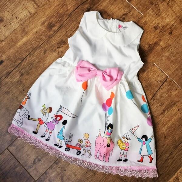 9762942906 Anett alkalmi kislány ruha fotózáshoz - Nobby M Art
