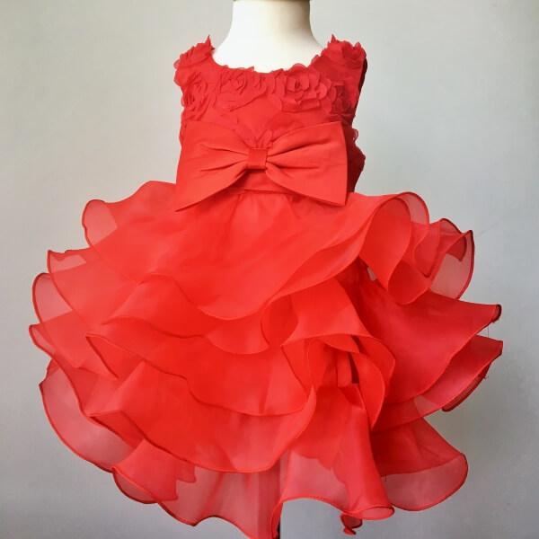 9b4e8e87c5 Abigél alkalmi kislány ruha karácsonyra,esküvőre - Nobby M Art