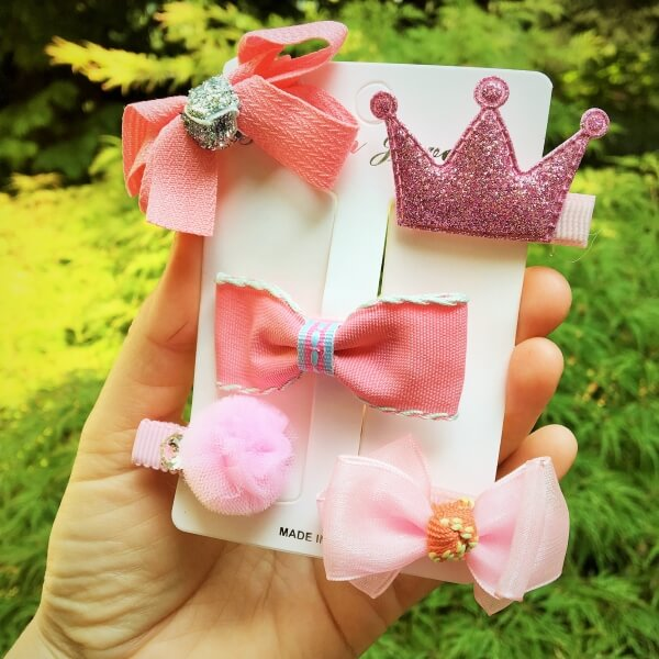 hercegnős korona hajcsat