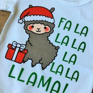 Karácsonyi Llama body