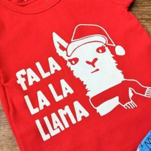 Karácsonyi Llama szett