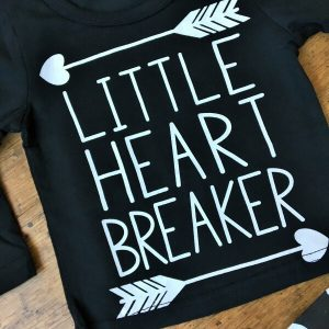 Little heart breaker fiú szett