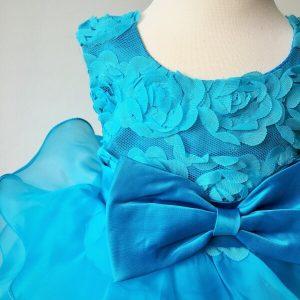 Elsa alkalmi kislány ruha