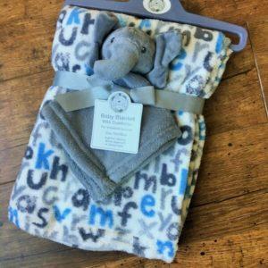 abc babatakaró elefánt alvókendővel