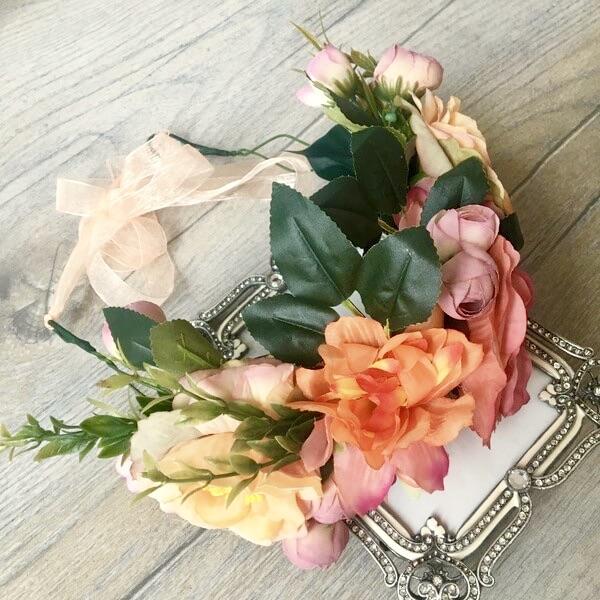 rózsás hakoszorú